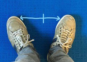 Scheefstand voeten