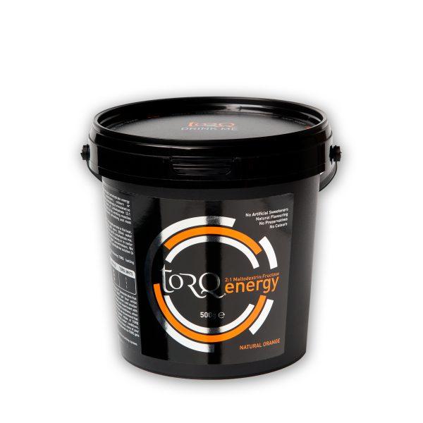 natural orange energiedrank